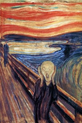 1893_Edvard Munch The Scream
